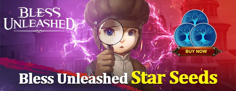 Cheap Bless Unleashed Star Seeds